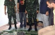 Cảnh sát Thái Lan truy tìm thêm 2 nghi phạm vụ đánh bom ở Bangkok