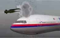 VIDEO: Mô phỏng khoảnh khắc tên lửa BUK tàn phá MH17