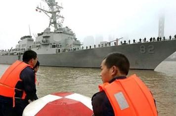 """Trung Quốc lại lớn giọng cảnh cáo Mỹ """"đừng trượt xa trên con đường sai lầm"""""""