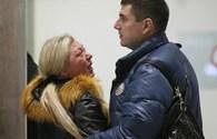 Chùm ảnh: Nước mắt tuôn rơi sau vụ rơi máy bay thảm khốc của Nga ở Ai Cập