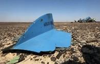Máy bay Nga rơi ở Ai Cập không bị tấn công từ bên ngoài