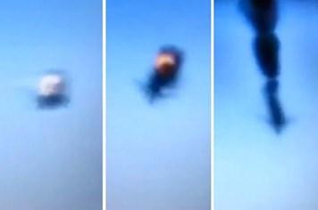 """Chuyên gia hàng không: Video IS bắn rơi máy bay Nga là """"nực cười"""""""