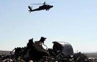 Tình báo Mỹ: Giới chức Nga tin máy bay rơi ở Ai Cập bị đánh bom
