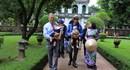 CHÙM ẢNH: Đại sứ Mỹ thăm Văn Miếu Quốc Tử Giám nhân ngày Nhà giáo Việt Nam