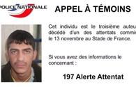 Chân dung nghi phạm thứ ba tấn công sân vận động quốc gia ở Paris