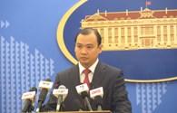 Việt Nam lần thứ hai phản đối Trung Quốc hạ cánh xuống sân bay ở đá Chữ Thập
