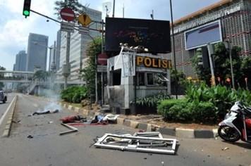 Khủng bố Jakarta: IS tuyên bố nhận trách nhiệm