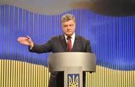 Ông Poroshenko tuyên bố sẽ giành lại Crưm từ Nga trong năm 2016