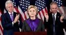 Bà Clinton được dân bỏ phiếu nhiều hơn vẫn bại trận
