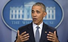 """Tổng thống Obama: Vào Nhà Trắng sẽ """"thức tỉnh"""" ông Trump"""