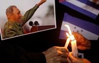 Hàng chục nghìn người tưởng niệm lãnh tụ Fidel Castro ở Havana