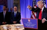 Ông Trump hứa có báo cáo về cáo buộc Nga can thiệp bầu cử Mỹ