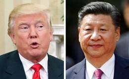 Tổng thống Trump điện đàm với Chủ tịch Trung Quốc Tập Cận Bình