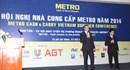 Metro đẩy mạnh phát triển thị trường khách hàng chuyên nghiệp