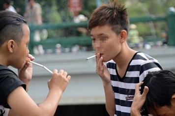 Giải pháp quan trọng để ngăn ngừa hút thuốc lá trong thanh thiếu niên