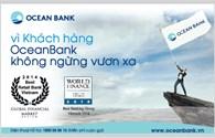 OceanBank được vinh danh Ngân hàng bán lẻ tốt nhất 2014