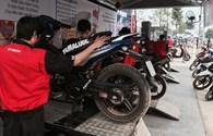 Hành trình chăm xe dọc chiều dài đất nước của Yamaha