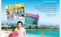 Trúng căn hộ Ecopark và du lịch nghỉ dưỡng miễn phí cùng VietinBank