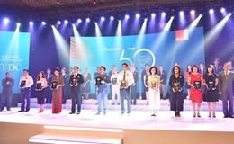 Vietcombank lần thứ 6 liên tiếp được bình chọn trong Bảng xếp hạng 50 Công ty Kinh doanh hiệu quả nhất Việt Nam năm 2016