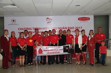 """Dai-ichi Life Việt Nam tiếp tục phát động Chương trình """"Vì cuộc sống tươi đẹp"""" - Hiến máu nhân đạo 2017 tại Đắk Lắk"""