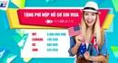 Tặng ngay phí xét visa khi đăng ký du học Mỹ, Anh, Úc, Canada và kiểm tra IELTS miễn phí