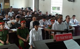 Đang xét xử vụ án Cty Mía đường Tây Ninh