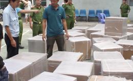 Đường đi lắt léo của lô hàng thuốc tân dược trị giá gần 5 tỉ đồng