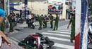 TPHCM: Hai thanh niên đâm nhau, gây kinh hoàng đường phố