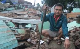 Quỹ Tấm Lòng Vàng Lao Động hỗ trợ gấp 150 triệu đồng cho người dân Phú Yên thiệt hại nặng trong lũ