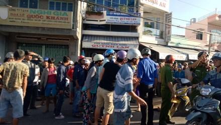 Khánh Hòa: Một thanh niên bị bắn chết trên đường phố giữa ban ngày