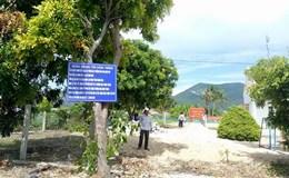 Khởi công xây dựng phòng học cho trẻ mẫu giáo trên xã đảo Ninh Vân