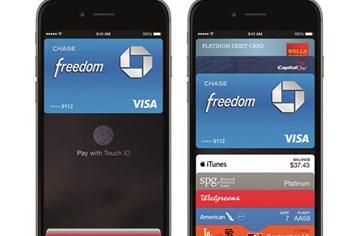 Đại gia thanh toán quốc tế Visa bắt tay với Apple
