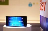"""SmartPhone Bkav đóng """"kép phụ"""" tại triển lãm CES 2015"""