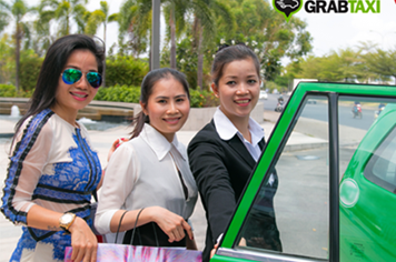 GrabTaxi nhận thêm khoản đầu tư 350 triệu USD