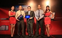 Lenovo giới thiệu máy tính xách tay màn hình OLED lần đầu tiên tại Việt Nam