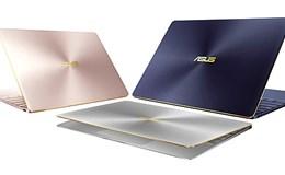 Siêu phẩm ZenBook 3 lóng lánh lên kệ tại Việt Nam