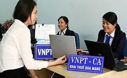 VNPT VinaPhone chuyển đổi khách hàng chữ kí số CKCA sang VNPT-CA