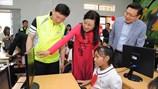 LG tặng phòng máy tính cho 2 trường tiểu học ở Hải Phòng