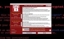 VnCert yêu cầu khẩn cấp ngăn ngừa mã độc tống tiền WannaCry