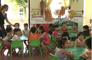 Video: Chua xót lương hưu không đủ sống của giáo viên mầm non