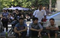 Video: Ngày thi đầu tiên kỳ thi THQG, nắng nóng như đổ lửa