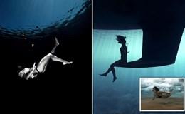 Ngắm bộ ảnh chân dung dưới đáy biển tuyệt đẹp