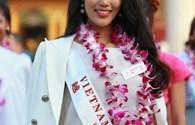 Lan Khuê lọt top 10 thí sinh được bình chọn nhiều nhất tại Miss World 2015