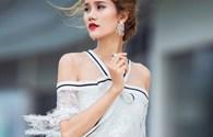 Quán quân Next Top Hương Ly khoe vẻ đẹp thanh khiết, trẻ trung