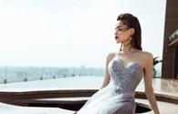 Hà Hồ khoe đường cong gợi cảm hút hồn với váy xuyên thấu