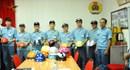 Quỹ Tấm lòng Vàng trao tặng 100 mũ bảo hiểm cho công nhân Cty Kyoie VN
