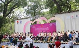 Rộn ràng đám cưới tập thể của 36 cặp đôi ở Hà Nội