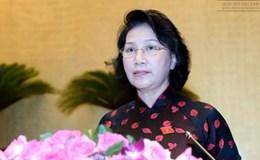 Chủ tịch Quốc hội Nguyễn Thị Kim Ngân: Hà Nội cần cắt giảm những chi phí không hợp lý