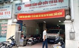 Vụ Trung tâm Cấp cứu 115 Hà Nội tắc trách: Sắp nghỉ hưu, bác sĩ vẫn bị kỷ luật