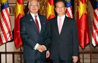 Thủ tướng Malaysia cảm ơn Việt Nam giúp tìm kiếm MH370